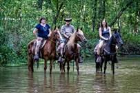 Hiddenbrook Peruvians Horse back riding adventures