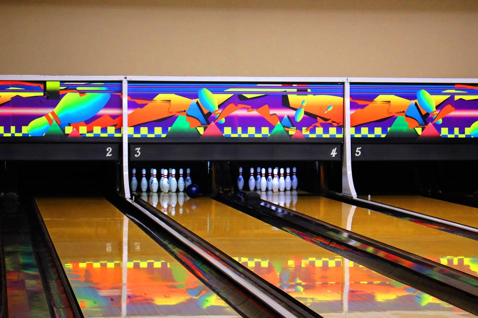 Double Tap Bowling & Sports Bar
