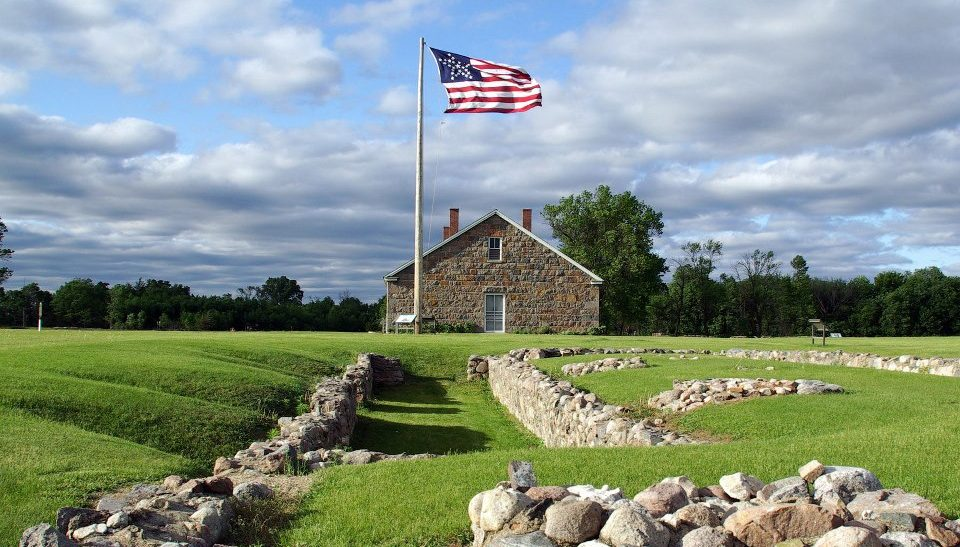 Fort Ridgely State Park