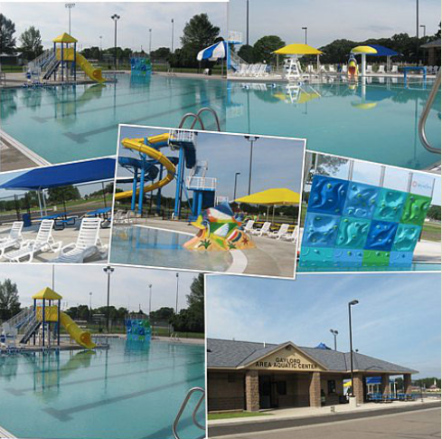 Gaylord Area Aquatic Center
