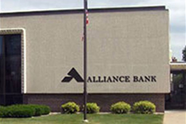 Alliance Bank - New Ulm, MN.