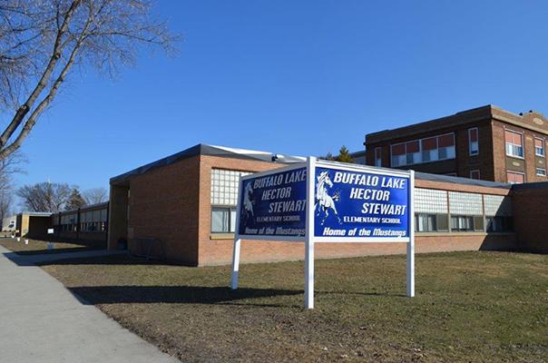 Buffalo Lake-Hector-Stewart Elementary School