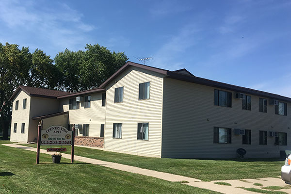 Country View Apartments - Winthrop, MN.
