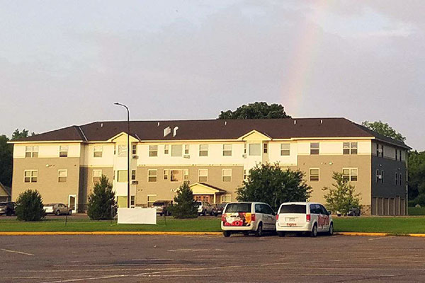 Park Place Apartments - New Ulm, MN.