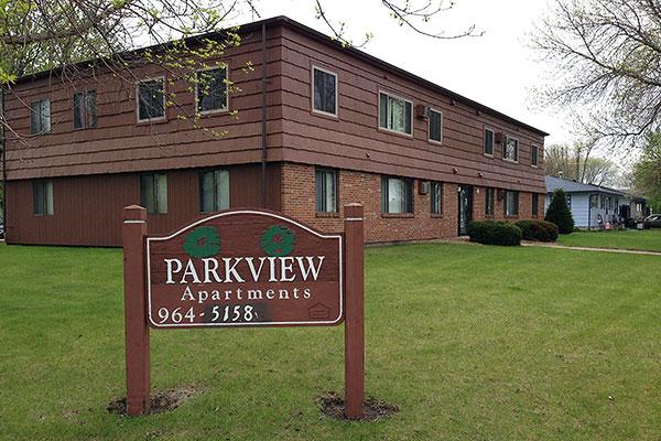 Parkview Apartments - Arlington, MN.