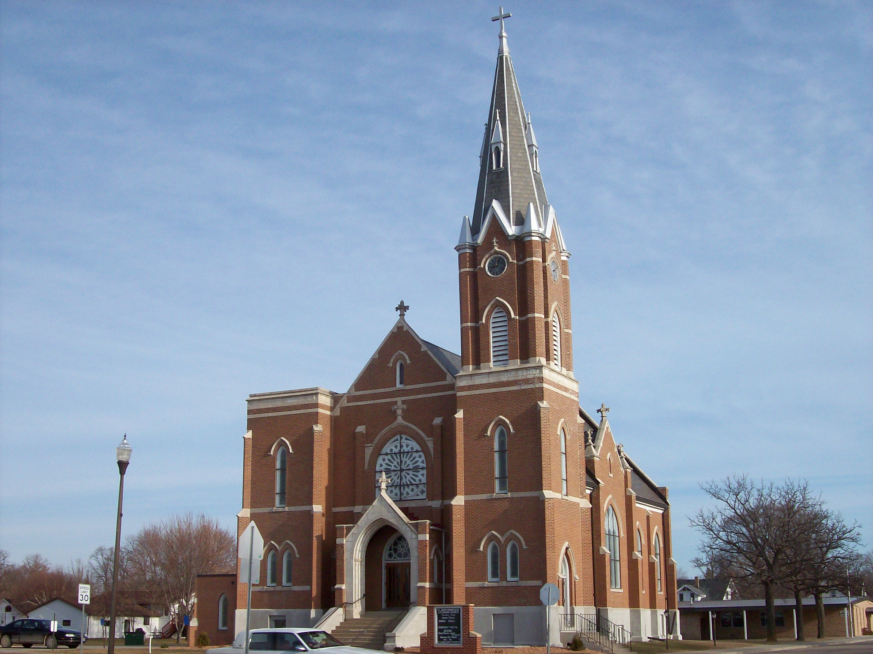 St John Lutheran Church